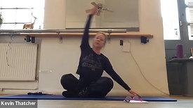 11:12 Pilates & Stretch with Jenny