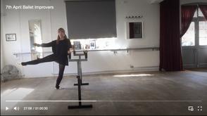 24/2 Ballet Improvers