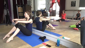 9/9 Ballet Fusion with Sarah
