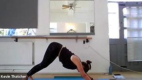 26/8 Midweek Yoga with Gemma