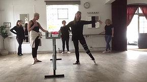 Improvers Ballet 25/05