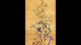 [민화] 꽃과 나비