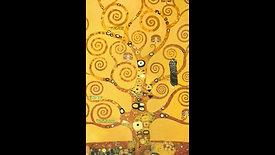 [클림트] 생명의 나무_벽화 중앙