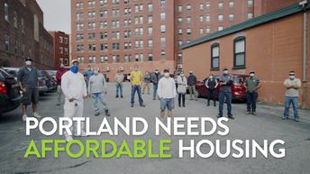 Portland Needs Affordable Housing