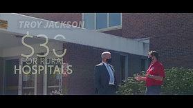 Senate: Troy Jackson Delivers