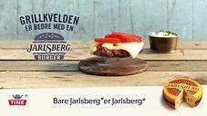 Jarlsberg Burger Ost