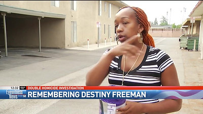 Bakersfield homicide investigation: Remembering Destiny Freeman