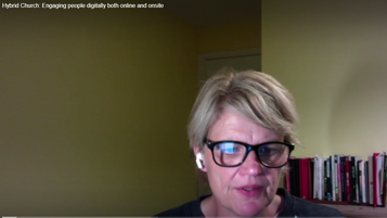 Hybrid Church: Engaging people digitally both online and onsite - Fiona Fidgin