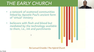 Information Session - Hybrid Church Goes Global (Microlearning Course)