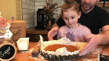 Bakery Tech Bakewell Tart