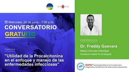 Utilidad de la procalcitonina en el enfoque y manejo de las enfermedades infecciosas
