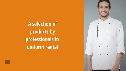 Based on the successful rental uniform business in Hong Kong