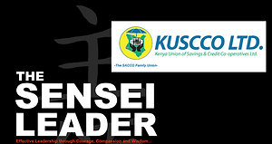 KUSCCO 1803 THE SENSEI LEADER
