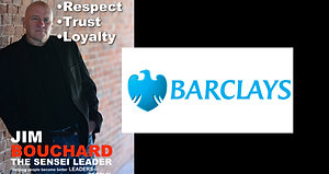 THE SENSEI LEADER Africa-Barclays