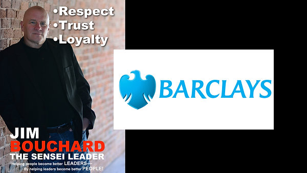 THE SENSEI LEADER Africa - Barclays