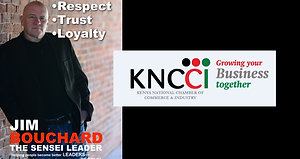 THE SENSEI LEADER Africa-KNCCI