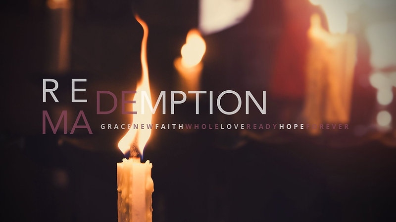Advent 2019 - Redemption