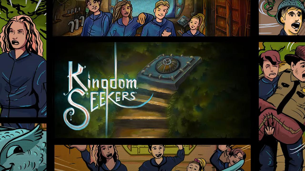 Kingdom Seekers VBS 2021