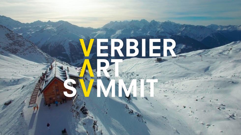 2020 Verbier Art Summit Trailer