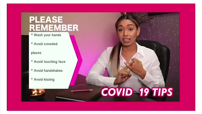 Tips to Prevent the spread of COVID-19