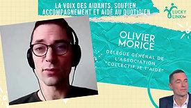 Teaser Olivier Morice, Délégué Général du Collectif Je T'aide