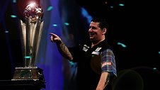 Gary Anderson Trophy Final Parallax