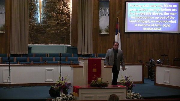 Sermon Part 1