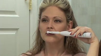 Using an Electric Toothbrush