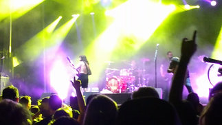 HELLS BELLS_100% Live by AC/DC Tribute 21 GUN SALUTE at Nostalgia Music Festival Ottawa 2019_Video by Neil Hailey
