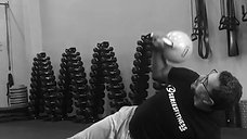 Kettlebell Side Plank - Shoulder Press