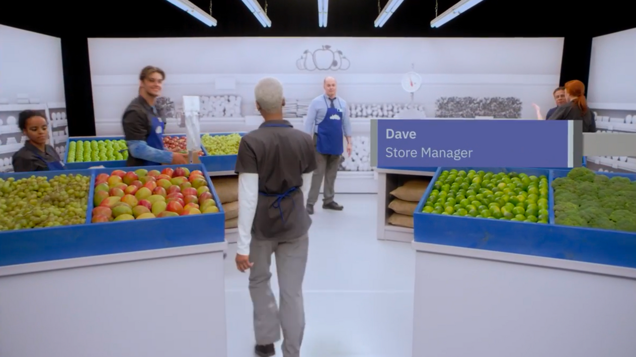 DAVE'S STORY | IBM | COMMERCIAL
