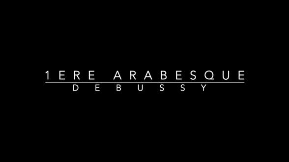 Claude Debussy - Première Arabesque