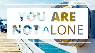 You Are Not Alone Part 1