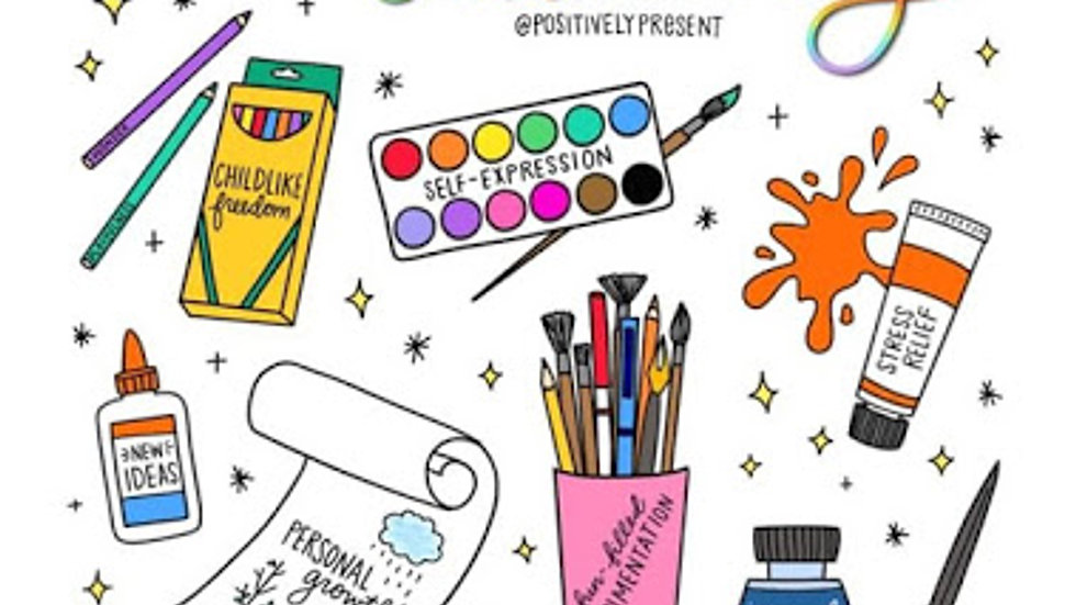 Creative Wellness Journey