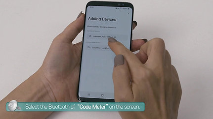 Device first connection