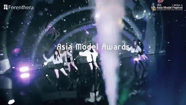 Forenthera ASIA Model Award