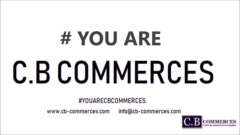 You are C.B COMMERCES
