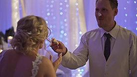 Amanda's beautiful Wedding video