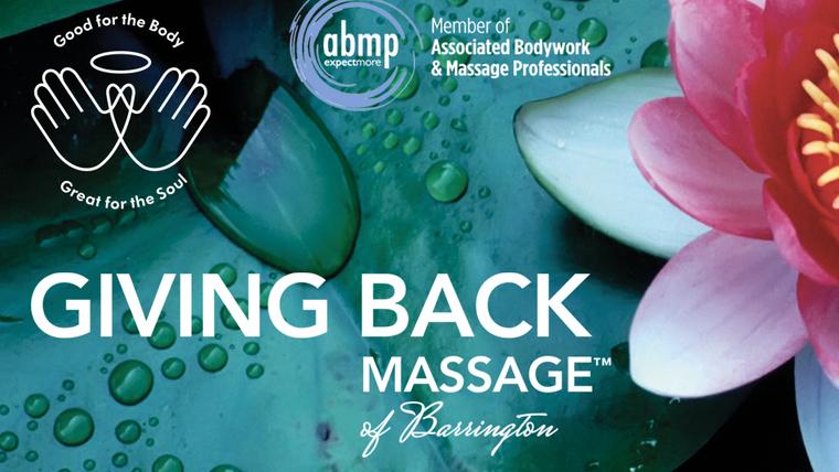 Giving Back Massage Promotional Videos
