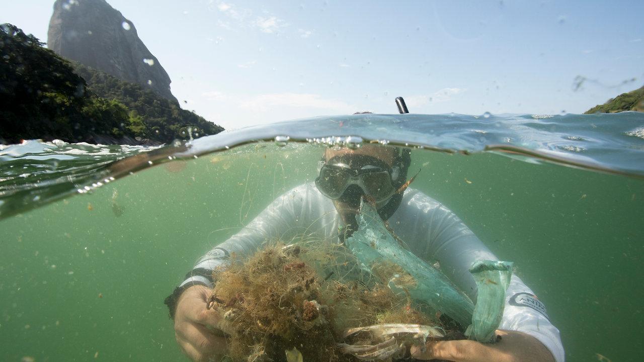 Projeto Verde Mar - Combate ao Lixo no Mar