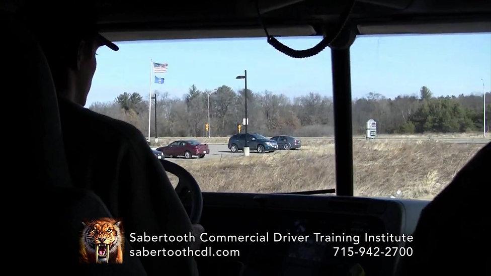 Sabertooth CDL TV Ad 2020