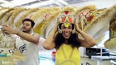 """TIFANY A RIO - """"Carnaval"""" - La 1ere - France Télévision"""