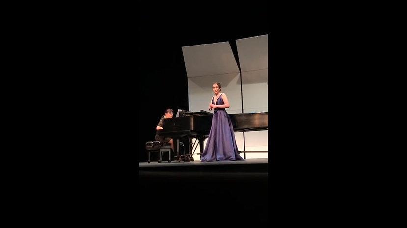 Natalie Granger, soprano
