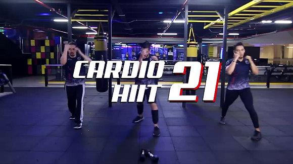 Comercial cardio hit 21
