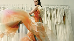 Leanne Marshall Turns Waste Into Gorgeous Gowns