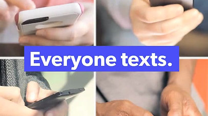 The Text Book is for everyone who wants to improve how they text..