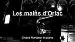 """Maurice Renard : """"Là , le grand piano à queue dort son sommeil d'eau noire"""""""