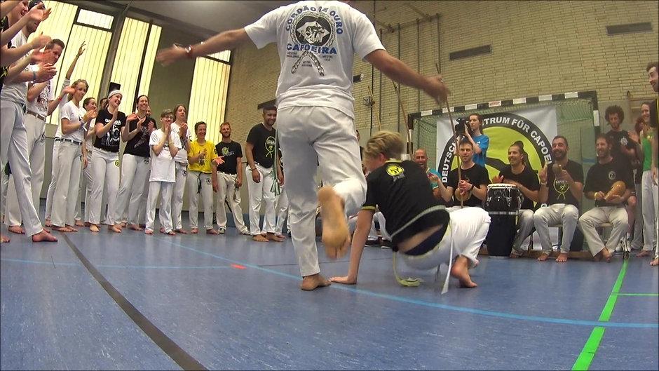Jugendliche Capoeira Frankfurt