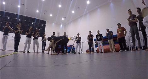 C.m Corisco C.m Alemao - Capoeira Frankfurt