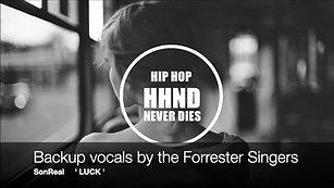 Forrester Singers - backup vocals for SONREAL